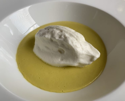 Alain Passard Restaurant Test